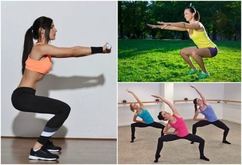 6 Types of Squats to Give Your Legs a Workout at Home