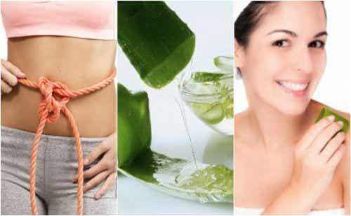 9 Medicinal Benefits of Aloe Vera Gel for The Body