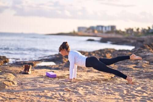 Five Yoga Poses to Help You Get a Flat Stomach