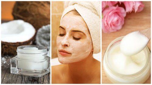 Five Natural Masks to Remove Facial Impurities