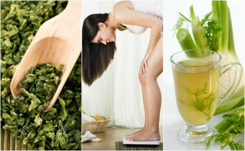 Lose Weight Easily Using These 5 Medicinal Plants