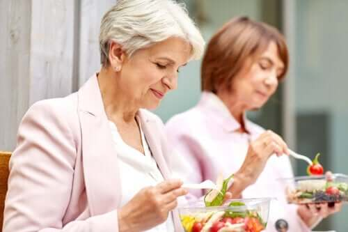 Diet Impacts Weight More As We Age