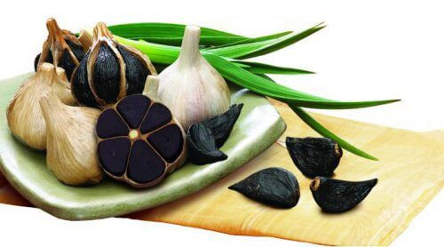 The Benefits of Black Garlic