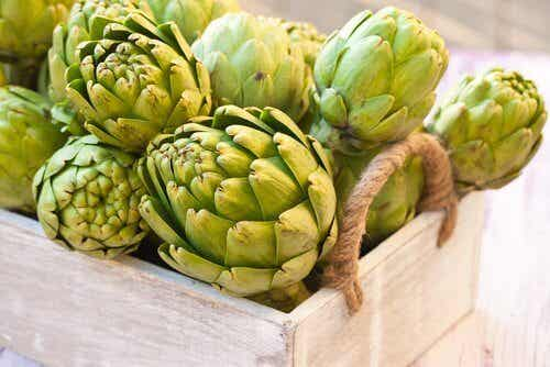 Artichokes: The Best Natural Remedy