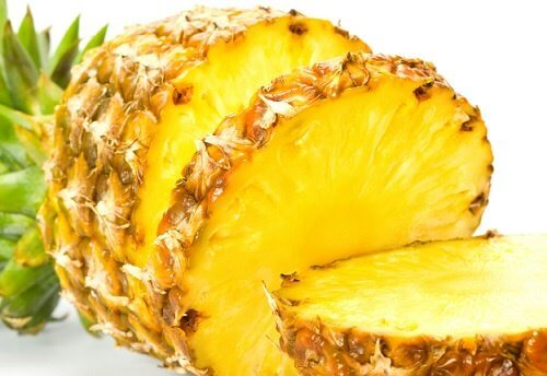 Pineapple for constipation.
