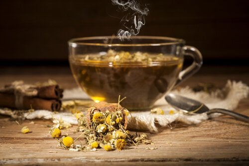chamomile tea is one of the best teas for relaxation