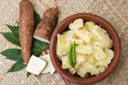 Medicinal properties of cassava - nine health benefits