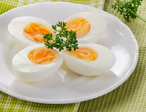 eggs will help to keep you full for longer