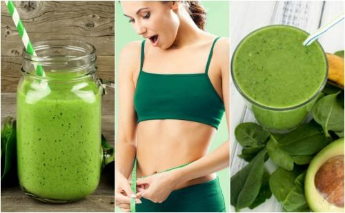 5 Weight Loss Smoothie Recipes with Spinach