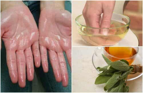 7 Great Natural Remedies for Sweaty Palms
