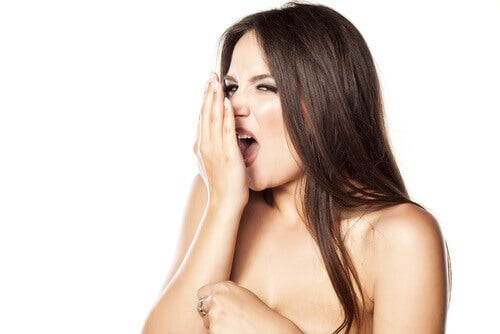 Bad breath may be caused by intestinal disorders