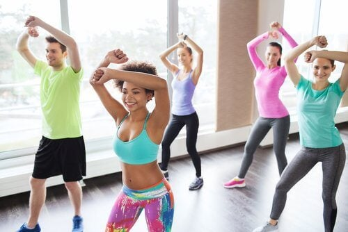 춤을 계속 춰야 하는 4가지 이유