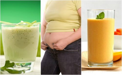 How to Get Rid of Bloating Naturally with 5 Smoothies