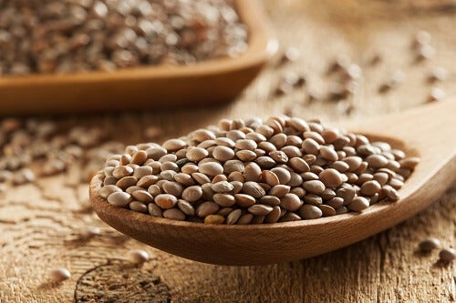 lentils to help you get enough protein