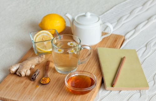 Activate Your Metabolism with this Spicy Tea