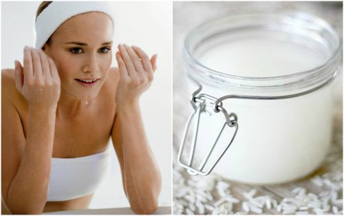 Fight Oily Skin with Rice Water Toner