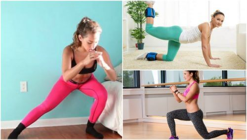 Tone Your Glutes at Home with 5 Easy Exercises