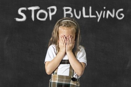 Stop bullying at school.
