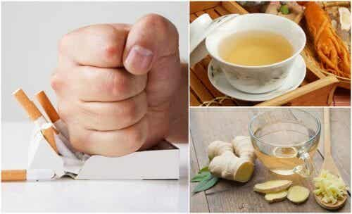 5 Teas that Can Reduce Your Craving to Smoke