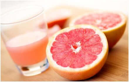 A natural grapefruit juice that will help take care of your kidneys.