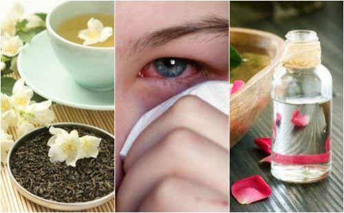 Treat Eye Infections Naturally with these 5 Remedies