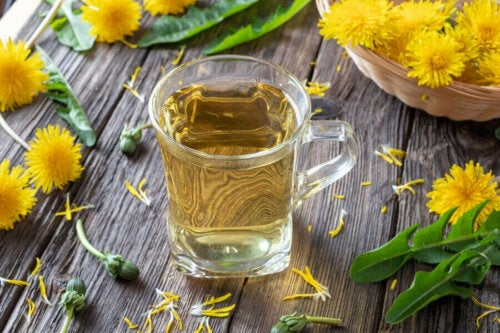 Dandelion is one of the many herbs for lowering blood pressure.
