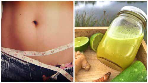 A Cucumber Drink to Promote Weight Loss