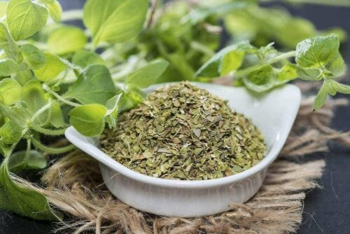 Oregano is one of the many herbs for lowering blood pressure.