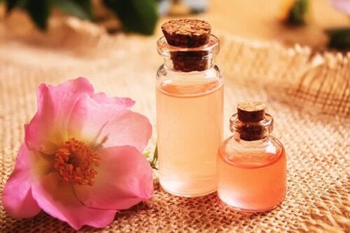 Rose water oils are great against cellulite.