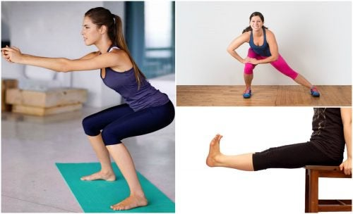 5 Leg Exercises You Can Do at Home
