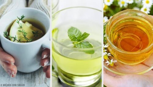 The 6 Best Teas that May Help You Sleep