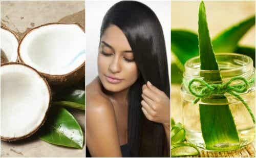 How to Make 5 Creams to Straighten Your Hair Naturally without Damaging it