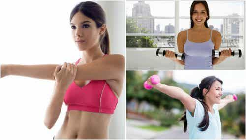 Keep a Firm Chest with 5 Easy Exercises