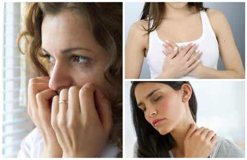 10 Physical Signs of an Anxiety Disorder