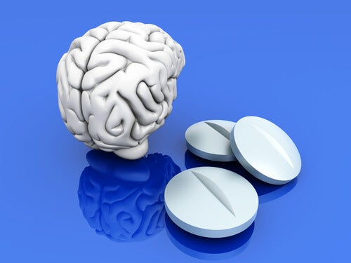 anti-anxiety medications and the brain