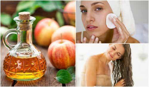 Apple Cider Vinegar Beauty Secrets You Should Know