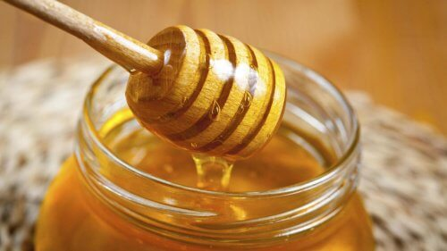 Honey is good for your throat