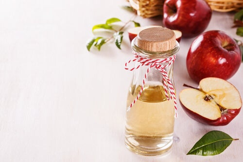 apple cider vinegar for natural facials