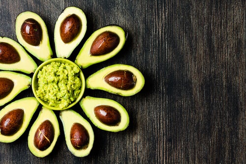 avocados for natural facials