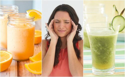 How to Fight Migraines Naturally with 5 Delicious Smoothies
