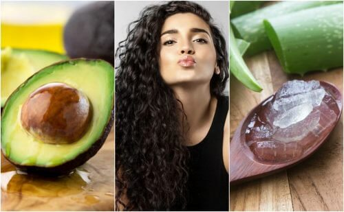Defined Curls are Possible with 5 Natural Treatments
