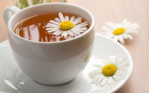 Chamomile is a good remedy for an absence of menstruation