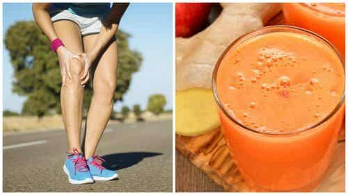 Strengthen Your Bones and Alleviate Pain in Your Joints with this Natural Drink
