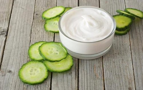 Reduce spots on your face