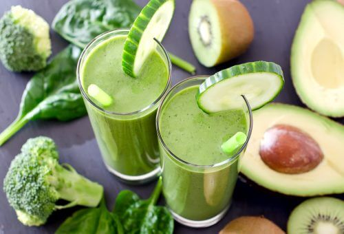 Try This One Week Detox Plan with Green Smoothies to Renew You Inside and Out