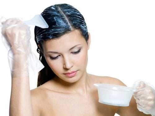 Treatment for greasy hair