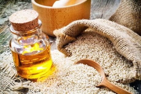 sesame seed oil for reducing ringing in your ears