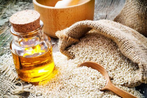 Sesame seed oil is good to reduce ringing in your ears