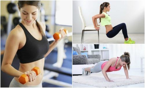 Firm Up Those Flabby Arms by Doing These 6 Simple Exercises