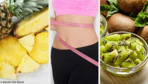 Four Detox Drinks that Promote Weight Loss